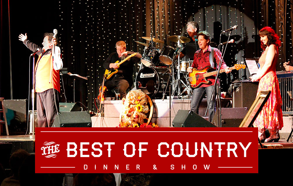 The Best of Country Dinner and Show